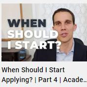 When should i start